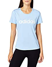 adidas Women D2M Logo T-Shirt