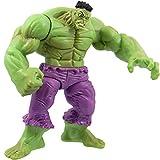 Incredible Hulk Action Figure PVC Figure Model Garage Kit Marvel Avengers Action Figure