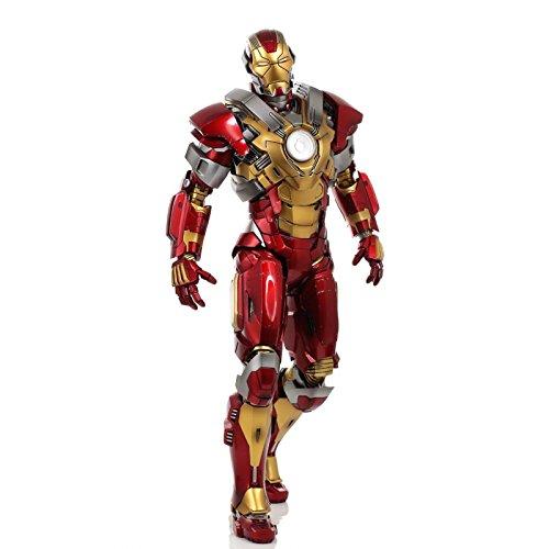 Hot Toys - Htmms212 - Figurine Cinéma - Iron Man Mark Xvii - Heartbreaker - Echelle 1/6