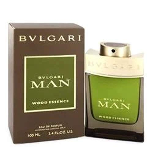 Bulgari Man Wood Essence Eau de Parfum, 100 ml
