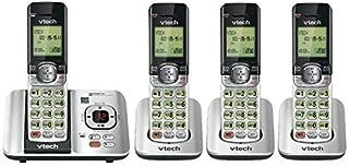 VTech DECT 6.0 Auricular inalámbrico, 4 Auriculares inalámbricos, Plateado