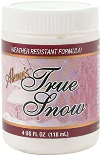 Aleene's 017754146410 True Snow 4oz, White