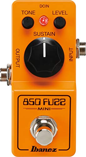Ibanez FZMINI Fuzz Mini - Effects pedal - Orange
