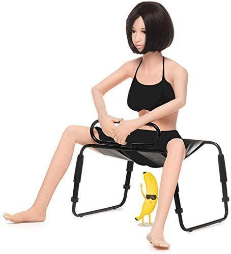 PFMY.DG Sexy Kissen Stuhl Mehrzweck 2 In 1 Sm Stuhl Sexy Spielzeug Multifunctiona Bounce Elastizität Kissen Hocker Spielzeug Für EIN Paar,Weight150Kg