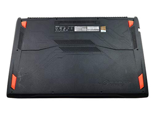 Black Laptop Bottom Case Cover 13NB0DQ1AP0111 for Asus ROG Strix GL702 G702VM Series