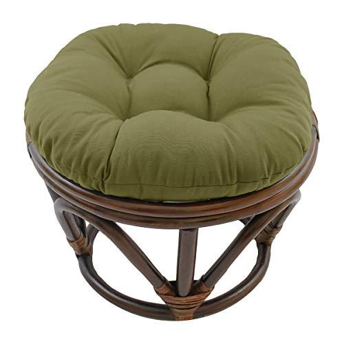 Footstool Cushion - 4