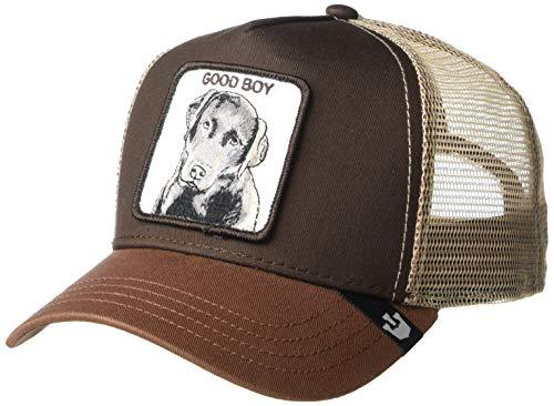 Goorin Bros. Trucker Cap Sweet Chocolate Good Boy Braun Brown, Size:ONE Size