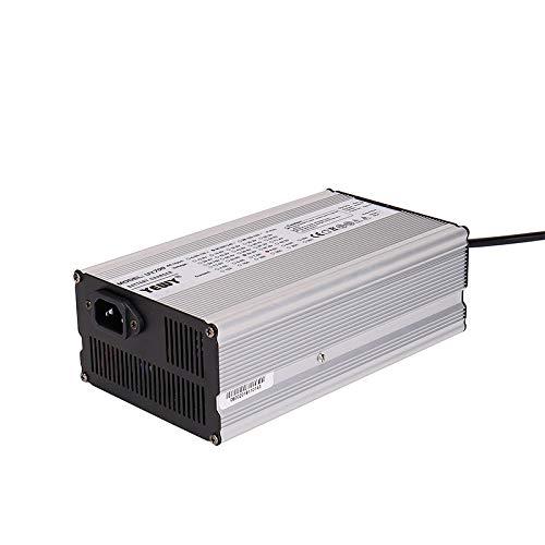 Golf Cart Voiture Électrique Entièrement Automatique 48V10A 13 Chaîne 54,6 Lithium Chargeur De Batterie Contrôle De La Température Voiture Électrique Chargeur Intelligent