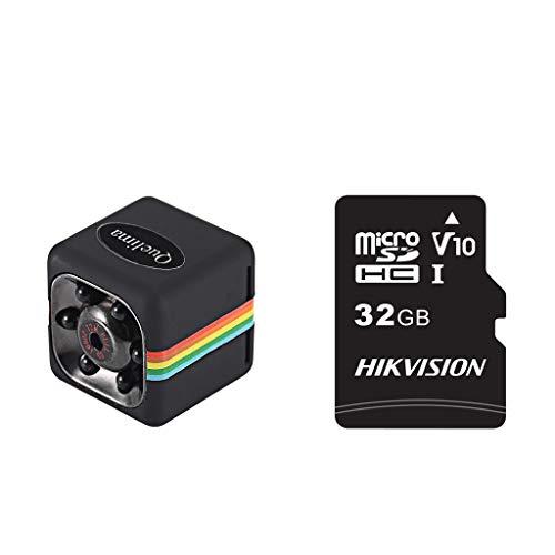 kokiya SQ11 DVR-camera Full HD Dash Cam 120 ° W/Geheugenkaart - 32 GB