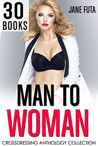 MAN TO WOMAN 30 BOOKS MEGA BUNDLE Transgender Crossdressing and Feminization Collection product image