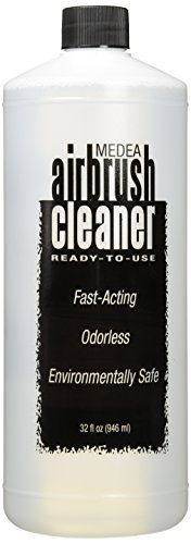 Medea Airbrush Cleaner 32 ounces