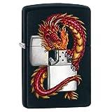 Zippo Dragon - Set de Mantenimiento para Acampada, Color Negro