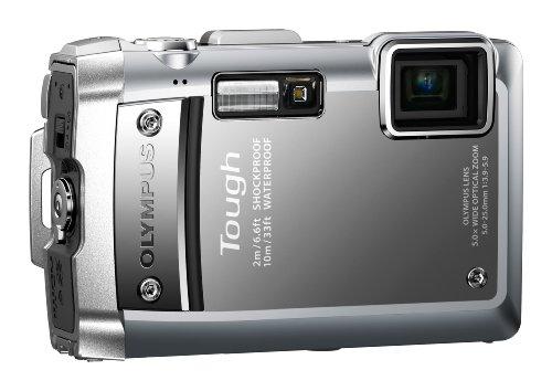 Olympus Tg-810 Digital Camera - Silver (14Mp, 5X Wide Optical Zoom) 3.0 Inch Lcd