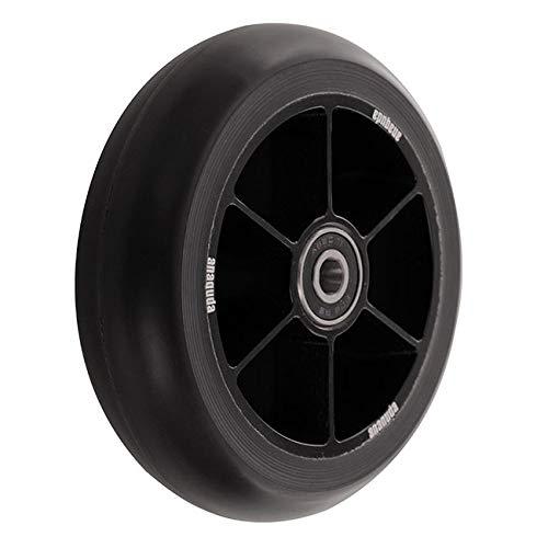 Anaquda Blade Stunt Scooter Rolle Wheel RS 110 mm x 30 mm Breite Black/Black