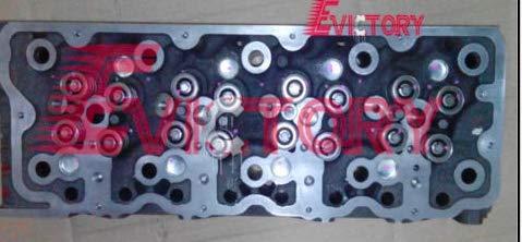 Kubota V3300-DI-T V3300 V3300T Tête de cylindre pour chargeuse de skid Bobcat 12/16 type