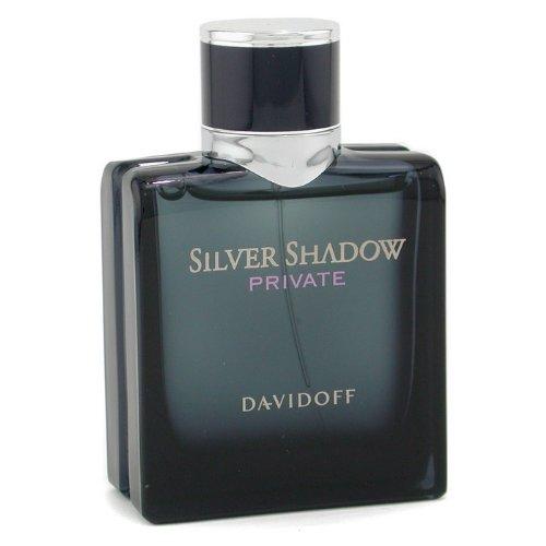 DAVIDOFF Silver Shadow Private Ex 03/15 Silver Sh Private Edt Vapo 50ml