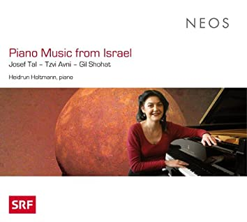 Piano Music from Israel