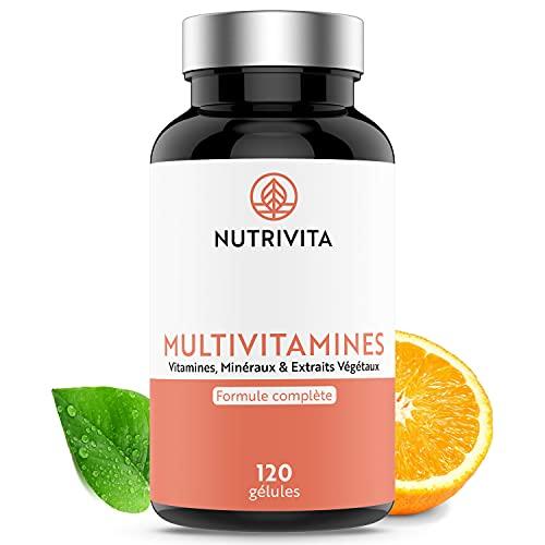 Multivitamines et Minéraux | 29 Nutriments...