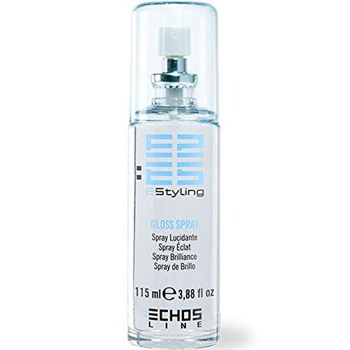 Echosline E-Styling Elegance Gloss Spray – Spray Lucidante - 115 ml