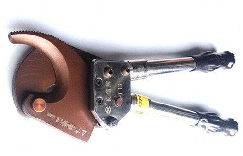 Gowe à cliquet pour couper des câbles en acier et ACSR cliquet coupe-fil en acier-Fil à couper les câbles en acier et inférieure à 150mm2 ACSR moins 720mm2
