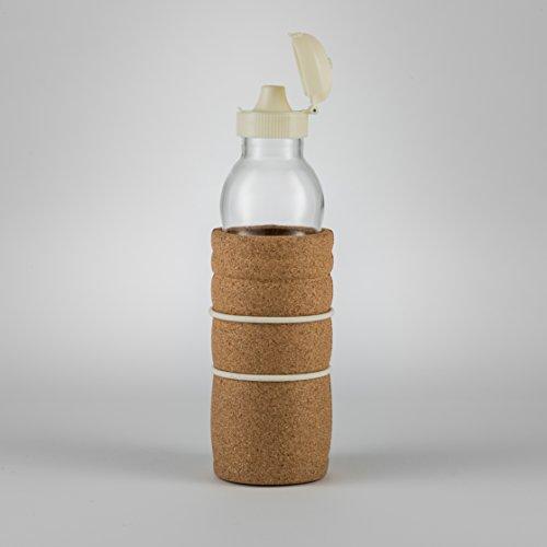Natures-Design Trinkflasche Thankyou 0,7l. Große Öffnung