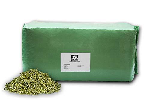 Luzerne Faser pur-15 kg Ballen