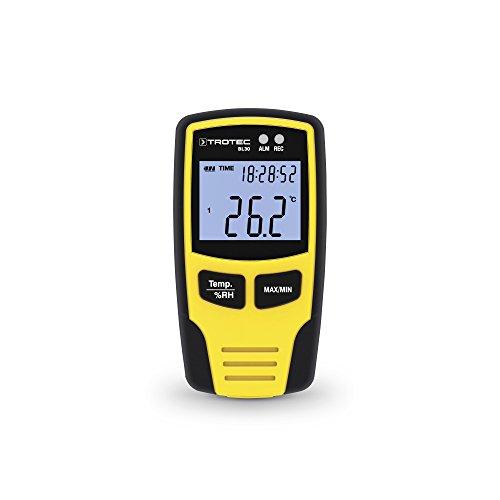 TROTEC BL30 Klima-Datenlogger Luft-Temperatur Messungen Schimmel-Schäden