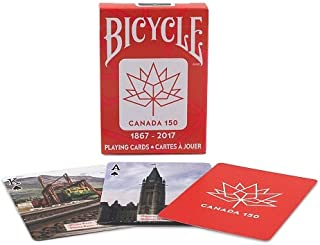 Bicycle Canada 150 Playing Cards