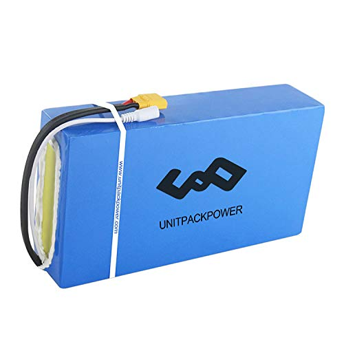 1800W 48V Electric Bike Battery, 48V 20AH Ebike Battery for 1800W 1500W 1000W 750W 500W Motor,Bicycle Lithium ion Battery with 50A BMS Protection Board and Charger