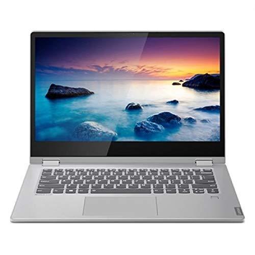 "Lenovo ideapad C340-14APIRYZEN_5 - Ordenador portátil convertíble 14"" FullHD (AMD Ryzen 5, 8GB RAM, 256GB SSD, AMD Radeon Vega 8, Windows10) Gris - Teclado QWERTY español"