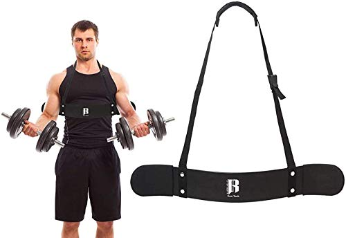 Arm Blaster for Biceps amp Triceps Bicep Blaster and Bicep Curl Support for Bodybuilding amp Weight Lifting Bicep Isolator Heavy Duty Arm Blaster for Weight Lifting