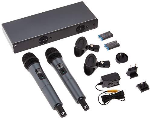 Sennheiser XSW 1-835 Dual Channel Wireless Microphone System