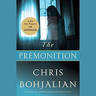 The Premonition audiobook cover art