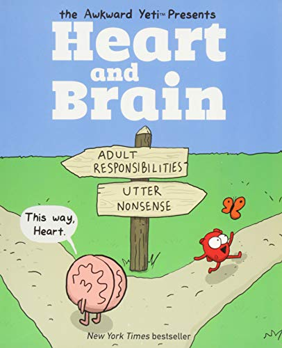 Heart and Brain: an awkward Yeti collection: 1