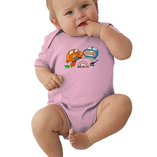 Mono unisex para bebé, para niños, con diseño de chicas, para niños de 0 a 2 t, rosa, 6 Meses