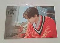 2pm ツーピーエム ジュノ JUNHO THE BEST 23日 購入 ポストカード