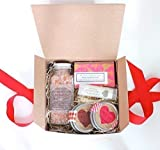Romantic Gift Relaxing Spa Gift Set for Girlfriend