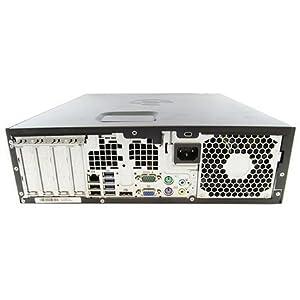 HP 8300 Elite Small Form Factor Desktop Computer, Intel Core i5-3470 3.2GHz Quad-Core, 8GB RAM, 500GB SATA, Windows 10 Pro 64-Bit, USB 3.0, Display Port (Renewed)