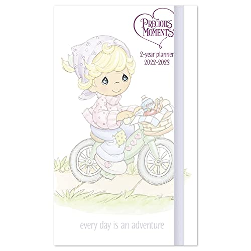 2022-2023 Precious Moments 2 Year Monthly Pocket Planner (DDPP38-28)
