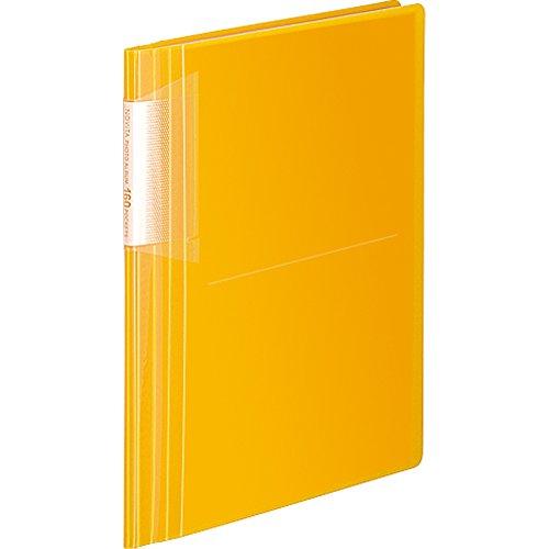 Kokuyo fotoalbums Nobita A5 Wide 160-blad-geel La -NA160Y