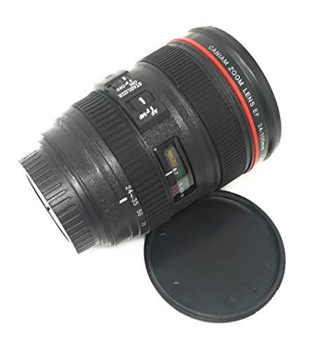 tempo di saldi Tazza A Forma Di Obiettivo Di Una Fotocamera Reflex Per Caffè Latte Da 0,35 L