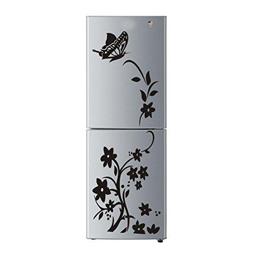 Broadroot flor ratán diseño mariposas PVC extraíble