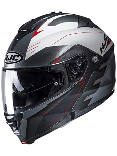 HJC - IS-MAX 2 Motorcycle Helmet Cormi MC1 Red M