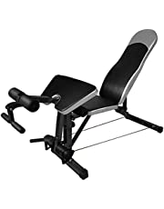 UBAYS Dumbbell bench commercial home Gym, Multifunctional Weight Bench Press for Full-Body Workout, Adjustable Weight Bench, for Home Use Indoor And Outdoor