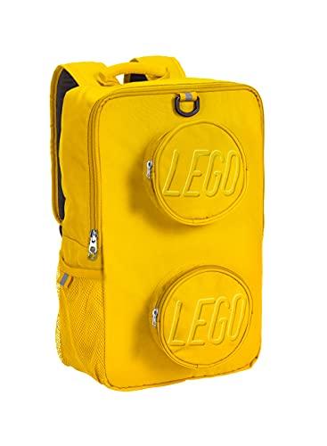 LEGO Ladrillo, amarillo, talla única