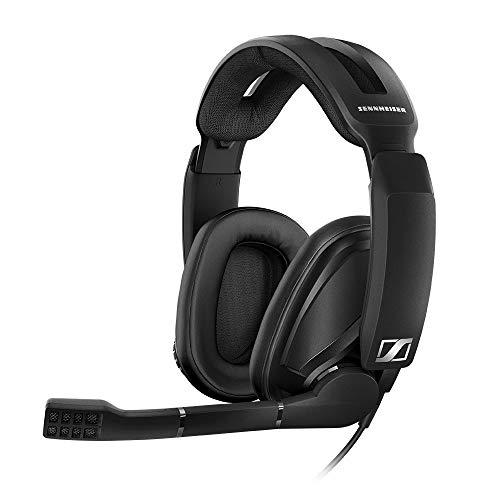 Sennheiser Over-Ear Gaming Headset GSP 302 Schwarz - Headset -...