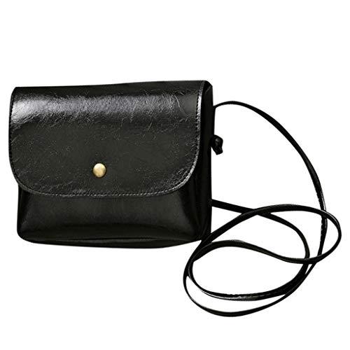 FinDaDa Damenmode Tasche Damen und Mädchen Umhängetasche Freizeit Student Street Beliebte Handtasche Kette kleine quadratische Tasche damen tasche Schwarz sale