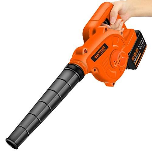 ペットの髪、車、家具、ワークショップ、さまざまなコーナーなどを掃除するために使用される2-in-1コードレスリーフブロワー、電気ガーデンブロワー、掃除機, Battery*1, 99000