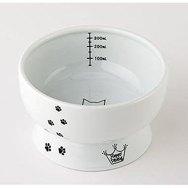 Necoichi Raised Cat Water Bowl (Cat)