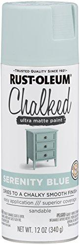Rust-Oleum 302595 Chalked Paint Spray